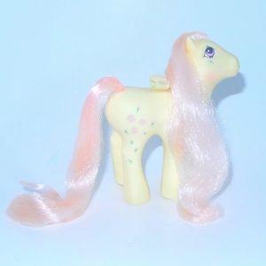 My little pony Flutter Rosedust Vintage 1985/1986